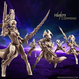 Hunters - Command Group