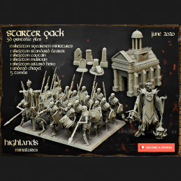 Undead Army Set