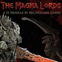 Magma Lords - July 2020