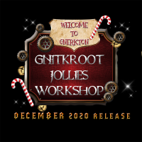 Gnitkroot Jollies Workshop