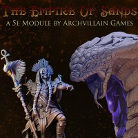 The Empire Of Sands - June 2020