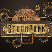 Victorian Steampunk - January 2021
