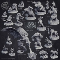 Frost Lands - February 2021