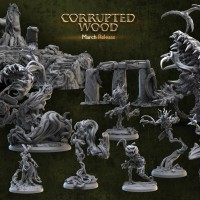 Corrupted Wood - March 2021