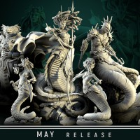 Into the Deep - May 2021